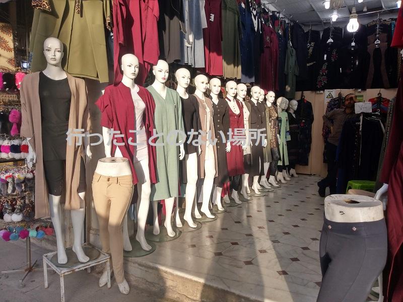【イラン旅行】女性の浮かない服装とは?