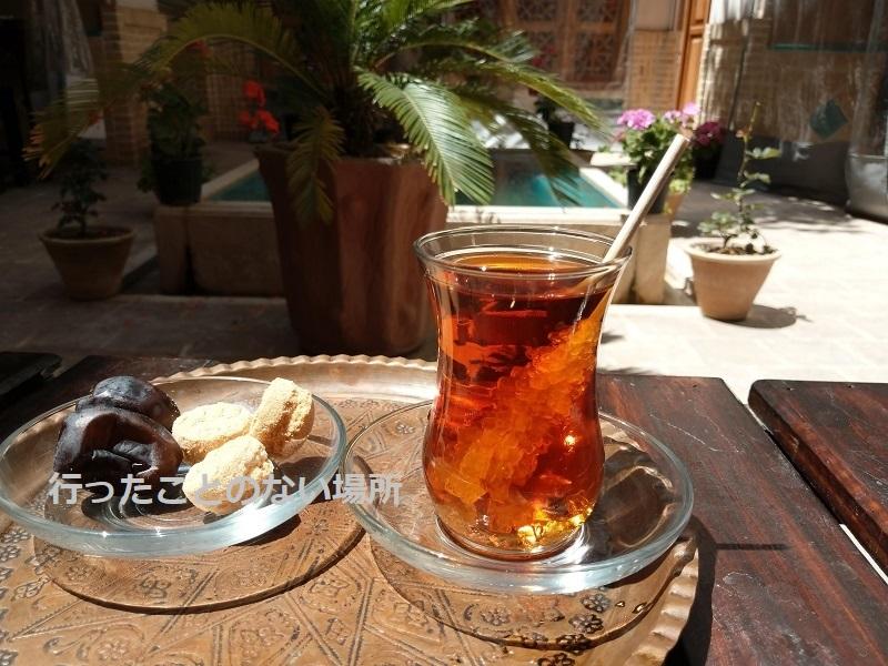 【イラン旅行】イランの飲み物はどれもおいしい!