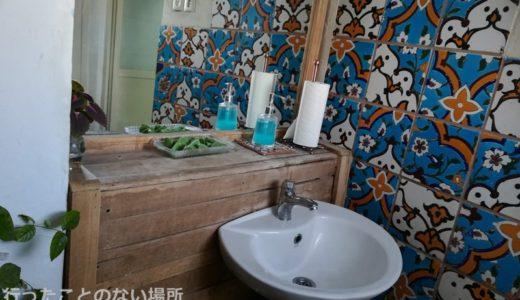 【イラン旅行2019年冬】イラン、冬のホステルとバスルーム事情