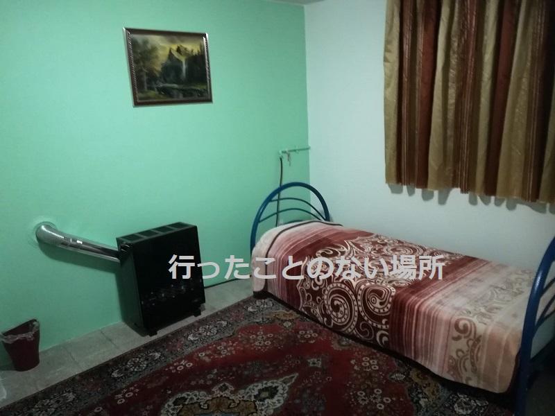 【イラン旅行】テヘランおすすめのホステル、Iran Cozy Hostel