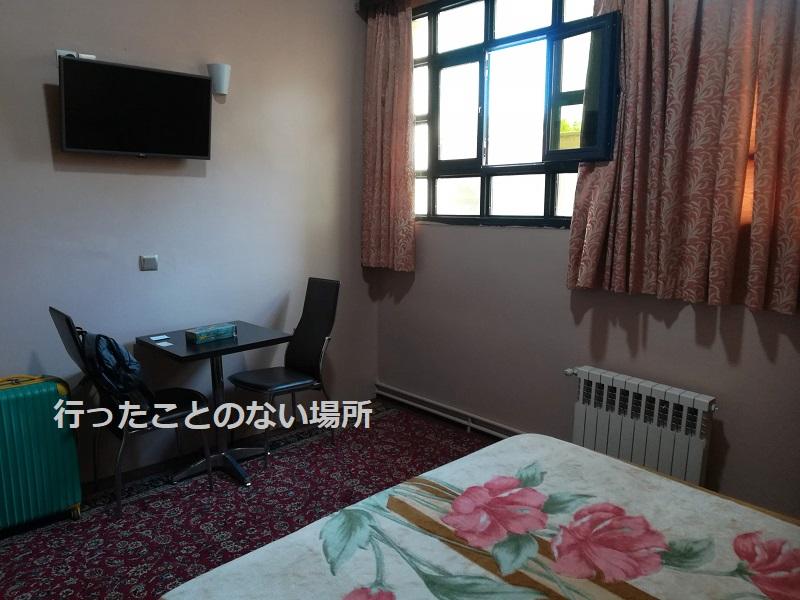 【イラン旅行】エスファハン、イランホテルに向かう