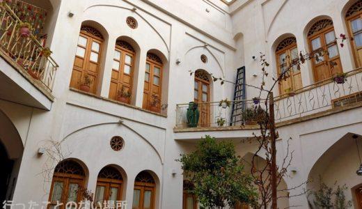 【イラン旅行2020新年】カーシャーンでおすすめの宿 Saraye Amir